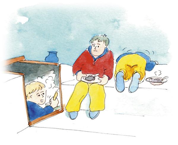 Selby Cartoon Apr09