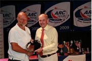ARC prize-giving 2009