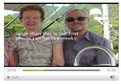 Paula and Rachel Chandler speak to Sunday Times