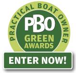 PBO Green Awards logo