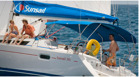 Smile! you could be the next Sunsail models