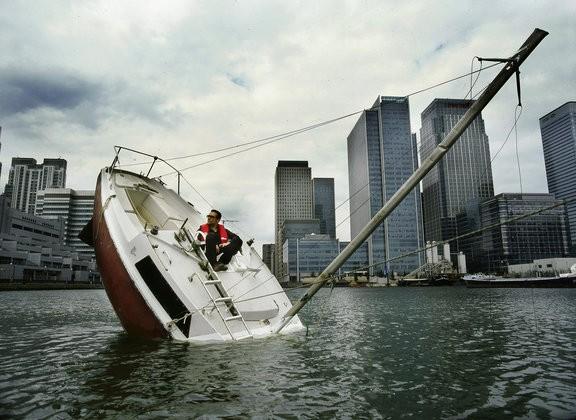 Russian website spoof half-yacht