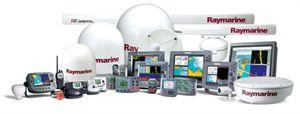 Raymarine product range 2008