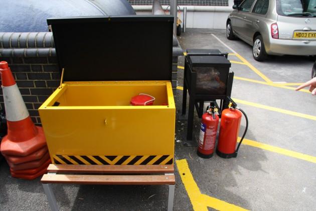 falre disposal unit, poole