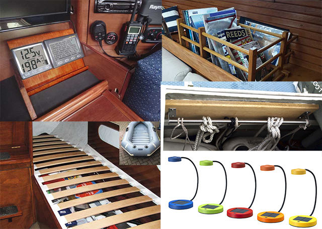 Six IKEA Hacks For Your Boat
