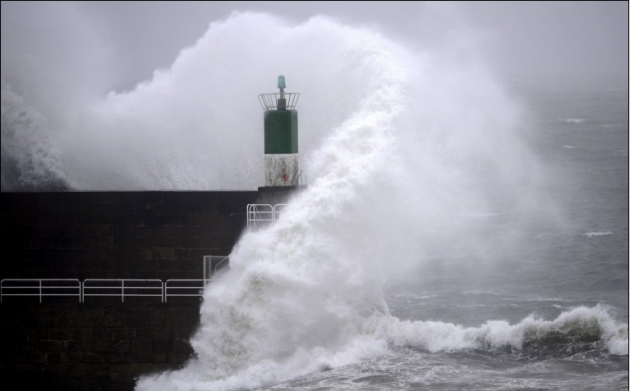 French storms