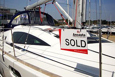 Ancasta boat