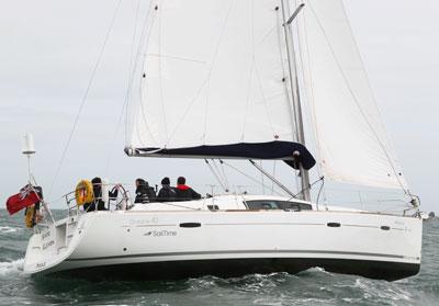SailTime boat