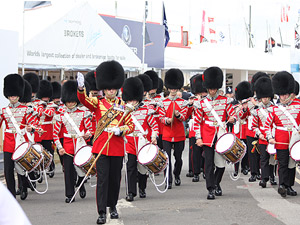 Coldstream Guards Corps of Drums