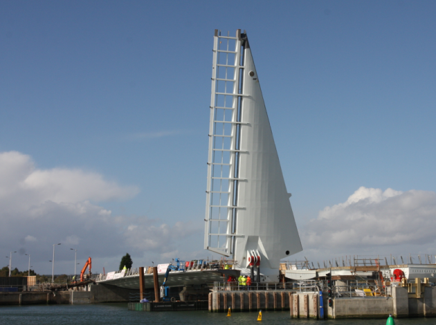 twin sails bridge poole hamworthy