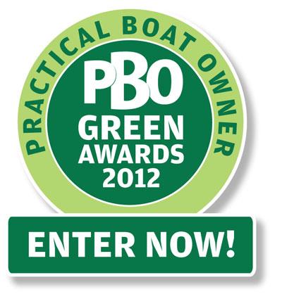 PBO Green Awards 2012 enter now!