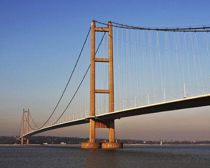 humber bridge hull