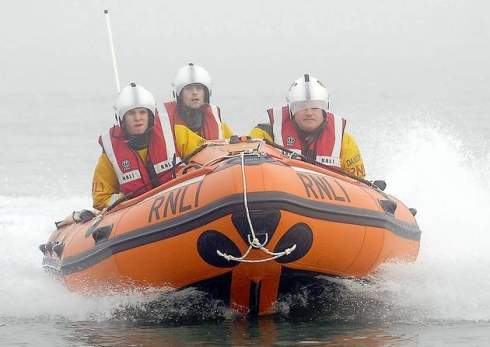 wells inshore lifeboat