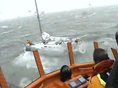 Liquid Vortex RNLI Dungeness/Dover rescue