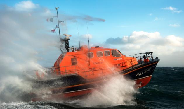 Kilmore Quay lifeboat