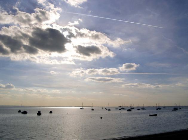 thorpe bay thames estuary