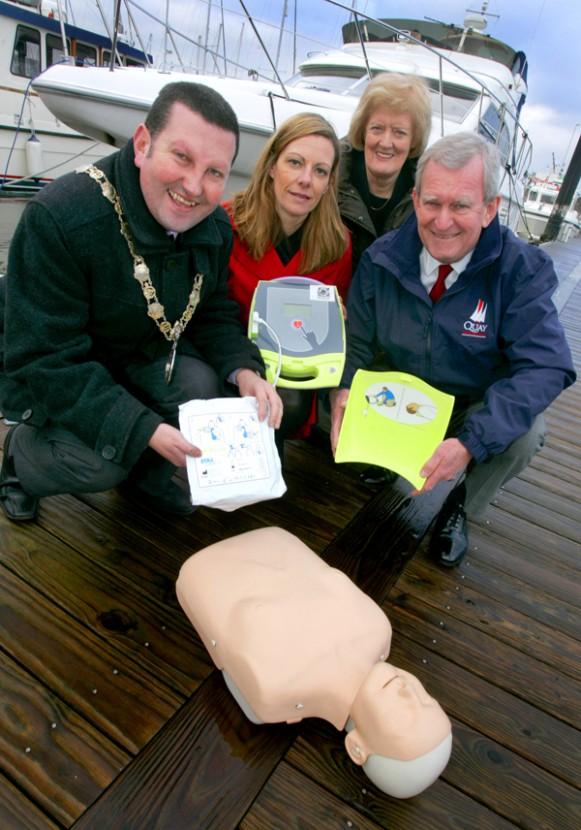 IRELAND - AED