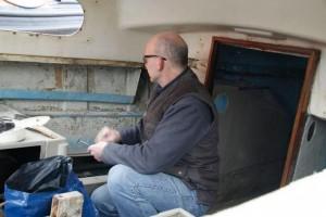 PBO Project Boat, Hantu Biru