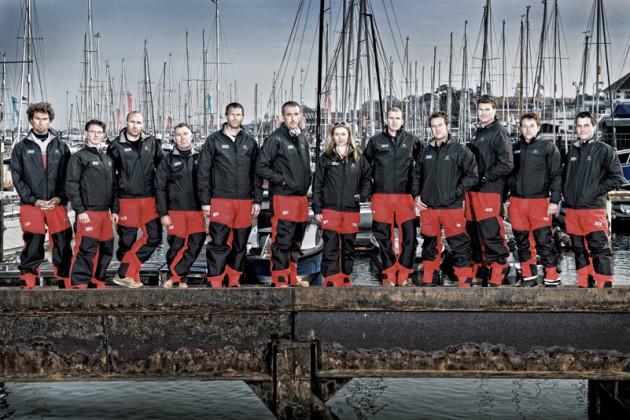 13-14 Race Skippers