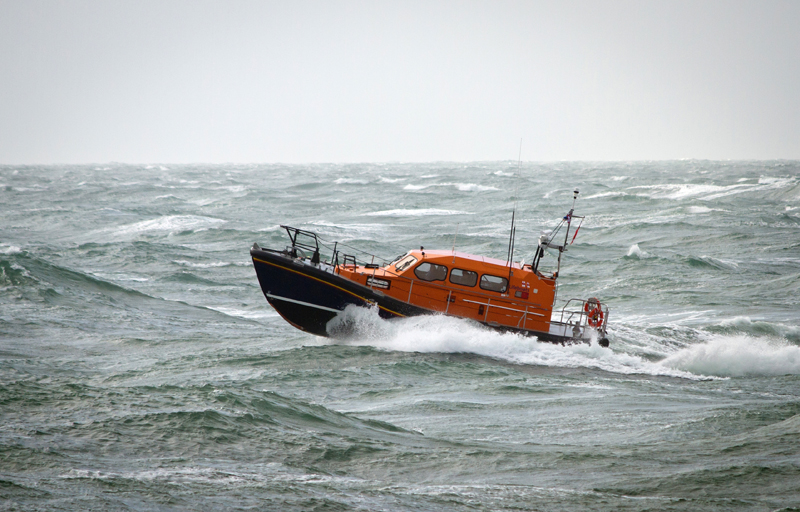 Advanced Lifeboat Boost For Five Rnli Stations Practical