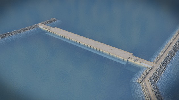 Tidal Lagoon Swansea Bay Project