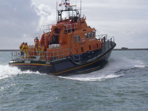PlymouthLifeboat