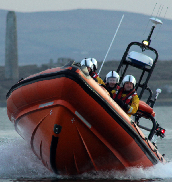 Kilrush RNLI assist with drifting vessels on the Shannon Credit RNLI_Andrew Walker