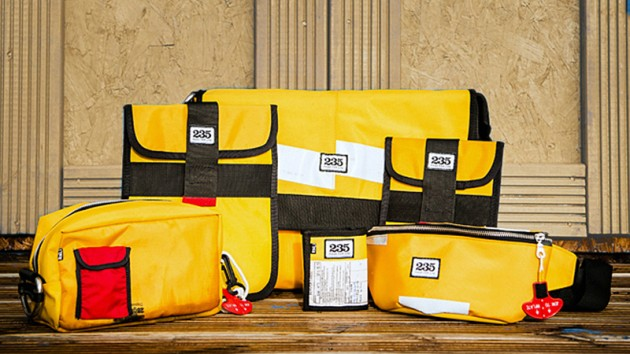 RNLI 235 Made For Life bags