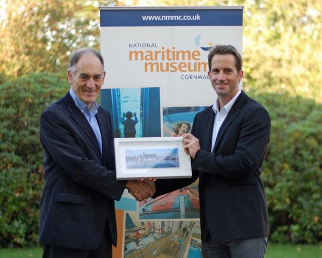 Sir Ben Ainslie maritime museum patronage