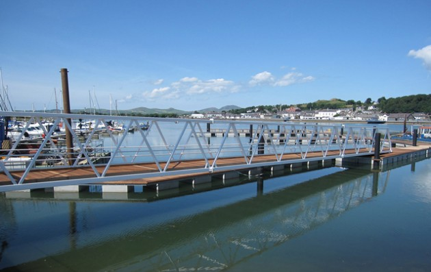 Hafan Pwllheli New_Event_Pontoon_Bridge.jpg
