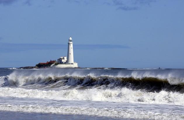 St. Mary's Island, Whitley Bay. Credit: www.hoho.btck.co.uk