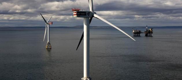 Wind farm_Beatrice Offshore Windfarm Ltd