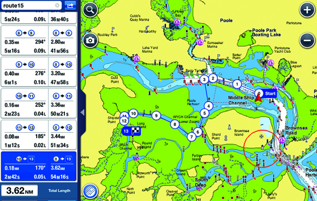 14 ipad and android navigation apps practical boat owner navionics hd gumiabroncs Image collections