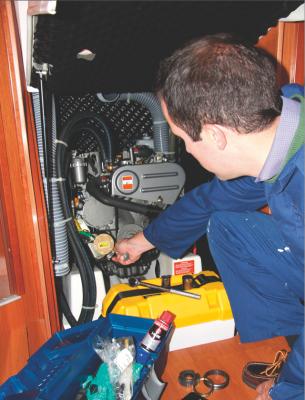 automotive diesel engine service guide