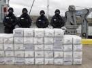 The drugs found aboard Makayabella