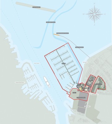 New Cowes Breakwater & Victoria Marina East Cowes Development Plan