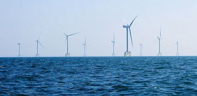Plans submitted for Isle of Wight tidal energy centre ... Hornsea Offshore Wind Farm