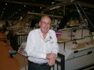 London Boat Show 2015-Dylan Whittaker, of Legend Yachts UK