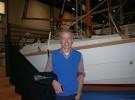 London Boat Show 2015-Visitor Matt Wheeler