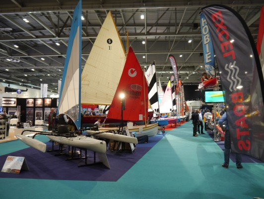 London Boat Show 2015