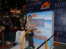 London Boat Show 2015- the Neilson windsurfing experience