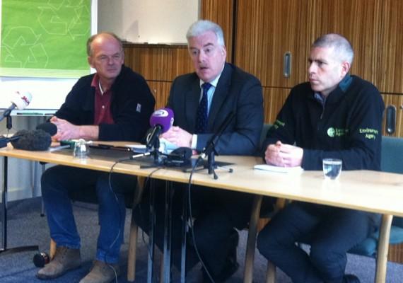 MCA press conference