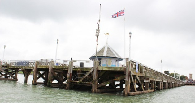 Yarmouth Harbour Pier