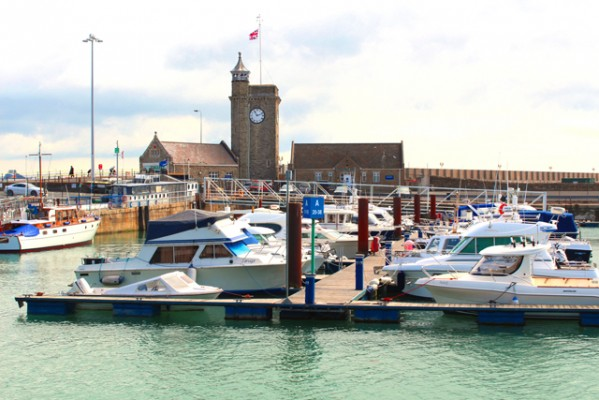 Dover Marina - Tidal Harbour