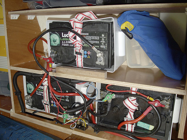 Adding A Second Battery To A Boat Practical Boat Owner