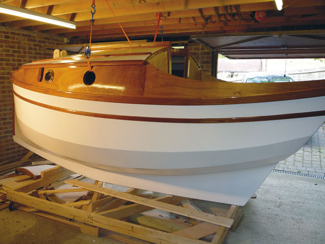 Build a boat from a kit - Practical Boat Owner