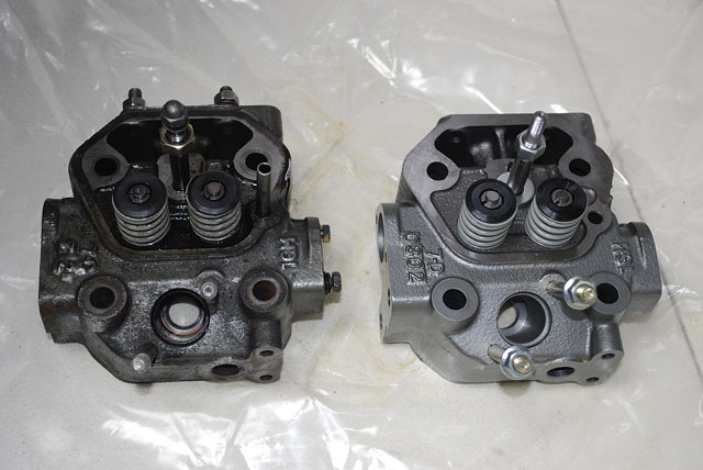 Replacing a Yanmar 1GM10 cylinder head - Practical Boat Owner