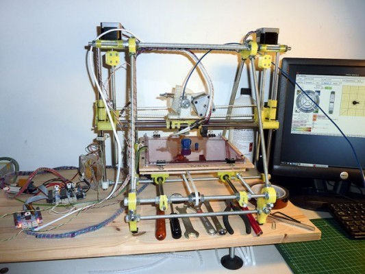 3e083030fad 3D printing boat parts - Practical Boat Owner