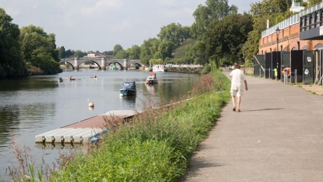 Richmond mooring
