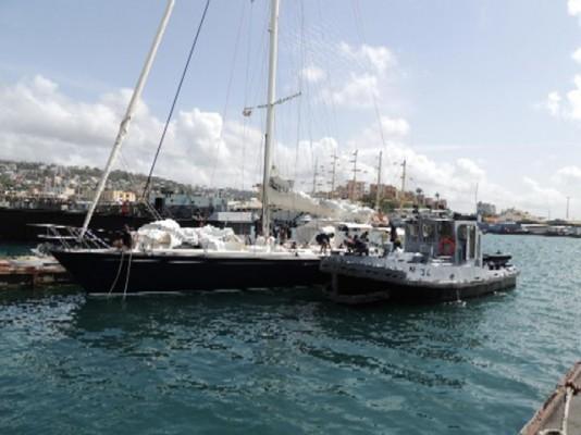 Cocaine yacht Silandra
